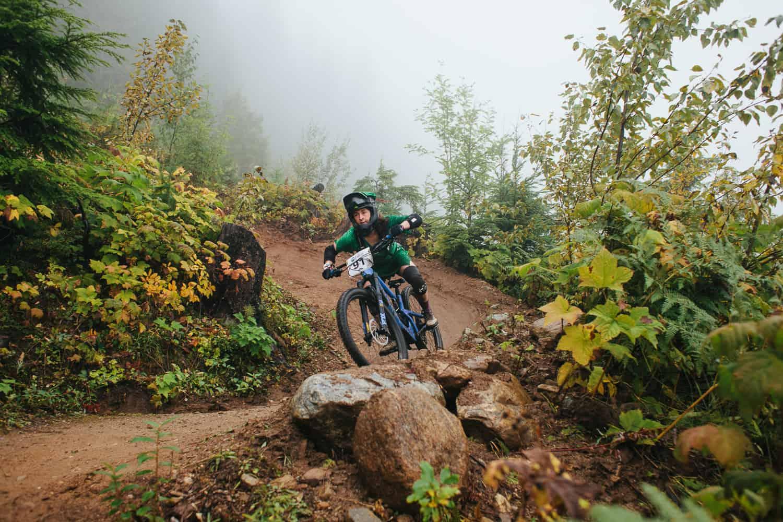 Peter Pan flying through Logging Lefotvers Trail