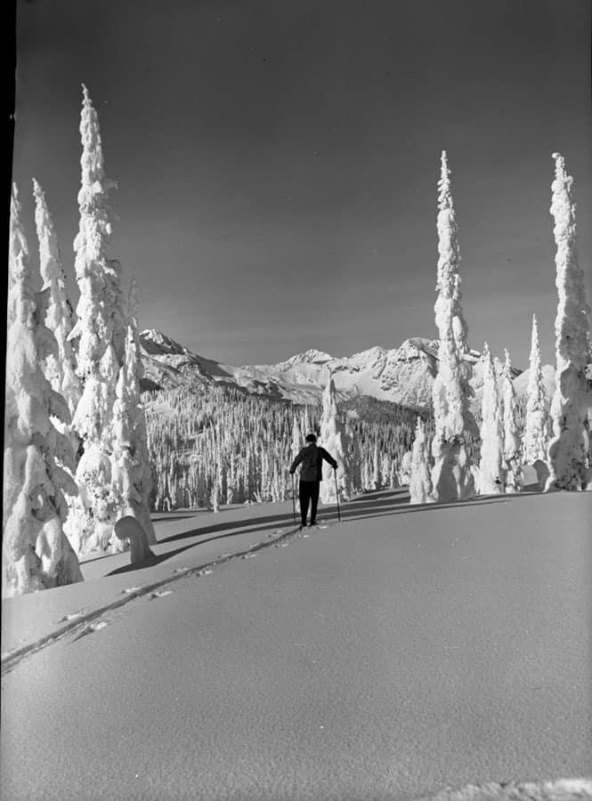skier-mount-revelstoke-summit